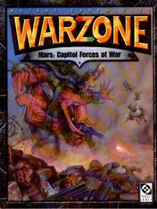 Warzone: Mars – Capitol Forces of War