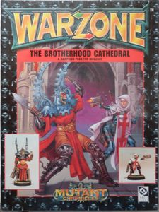Warzone: The Brotherhood Cathedral