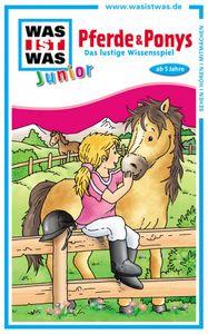 Was ist Was: Junior – Pferde & Ponys