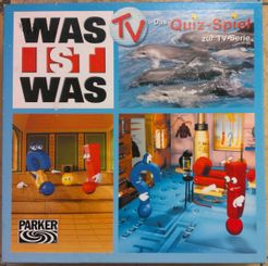 Was ist Was TV: Das Quizspiel zur TV/-Serie