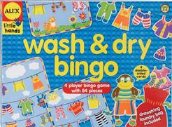 Wash & Dry Bingo