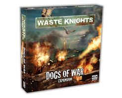 Waste Knights: Second Edition – Dogs of War