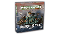 Waste Knights: Second Edition – Through the Waste