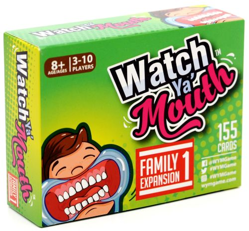 Watch Ya' Mouth: Family Expansion #1