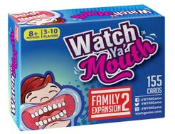 Watch Ya' Mouth: Family Expansion #2