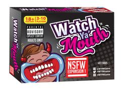 Watch Ya' Mouth: NSFW Expansion #1
