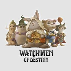 Watchmen of Destiny