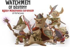 Watchmen of Destiny: Bloody Mercenaries Expansion