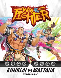 Way of the Fighter: Khublai vs Wattana Fighter Pack