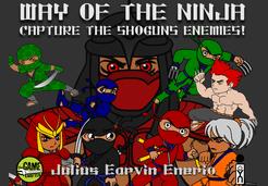 Way of the Ninja: Capture the Shoguns Enemies!