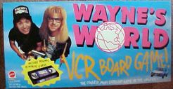 Wayne's World VCR Board Game