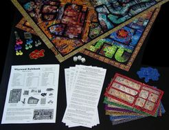 Wayward Board Game