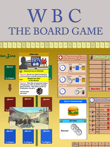 WBC: The Board Game