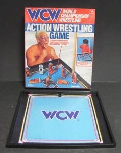 WCW Action Wrestling