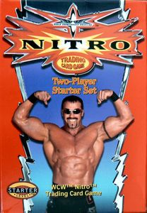 WCW Nitro Trading Card Game