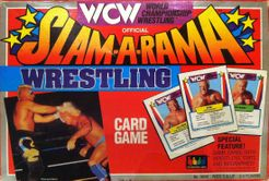 WCW Slam-A-Rama Wrestling Card Game