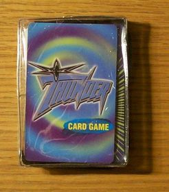 WCW Thunder Card Game