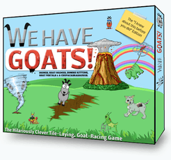 We Have Goats!