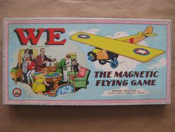 We: The Magnetic Flying Game