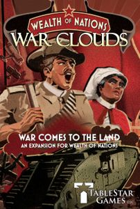 Wealth of Nations: War Clouds