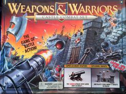 Weapons and Warriors:  Castle Combat Set
