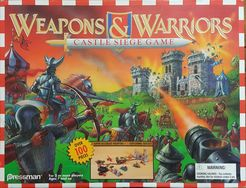 Weapons and Warriors: Castle Siege Game