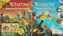 Weapons & Warriors Castle Storm / Pirate Clash Game
