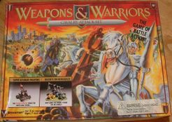 Weapons & Warriors: Cavalry Attack Set