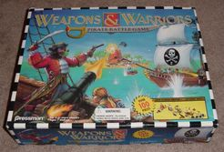 Weapons & Warriors: Pirate Battle