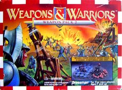 Weapons & Warriors: Weapon Pack 2