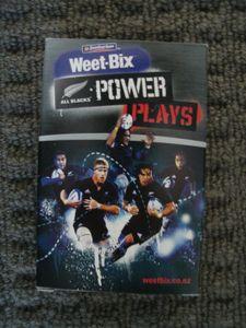 Weet-Bix Power Plays
