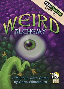 Weird Alchemy: Kickstarter Edition
