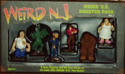 Weird New Jersey: Weird U.S. Booster Pack