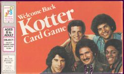 Welcome Back Kotter Card Game