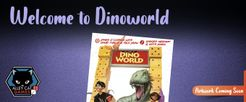 Welcome to Dinoworld: Dice Tower Duo Promo