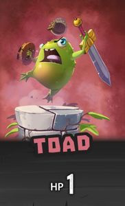 Welcome to the Dungeon: Toad Promo