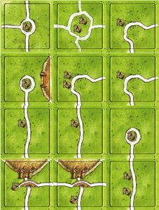 Wells (fan expansion to Carcassonne)