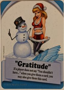Wench: Gratitude Promo Card