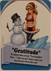 Wench: Gratitude Promo Card