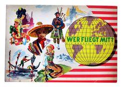 Wer fliegt mit?: Die große Weltreise