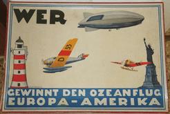 Wer gewinnt den Ozeanflug Europa: Amerika