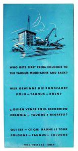 Wer gewinnt die Rundfahrt Köln: Taunus – Köln?