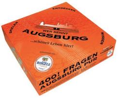 Wer kennt Augsburg?
