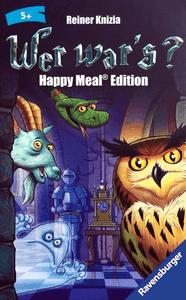 Wer war's Happy Meal edition
