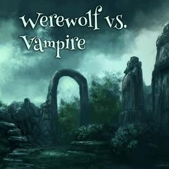 Werewolf vs. Vampire
