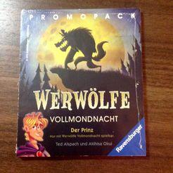 Werwölfe Vollmondnacht: Der Prinz