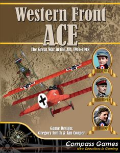 Western Front Ace: The Great War in the Air, 1916-1918