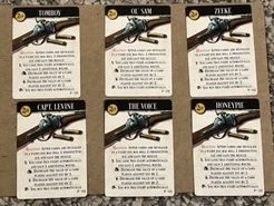 Western Legends: Carbine Promo Cards