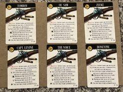 Western Legends: Carbine Promo Cards