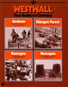 Westwall: Four Battles to Germany